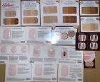 Charlotte Tilbury Skincare and Makeup Sample Card see description