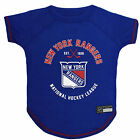 Pets First New York Rangers Dog T-Shirt $15.39 USD on eBay