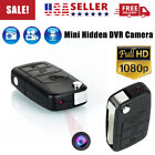 New 1080P HD Mini Car Key Hidden Camera DVR Motion Detection Camcorder Cam US