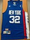Julius Erving #32 New York Nets Blue Swingman Stitched Men Basketball Jersey on eBay