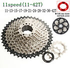 SUNSHINE 8/9/10/11S MTB Bike Cassette11-40/42/46/50T Sprocket  Fit Shimano/SRAM
