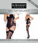Le Bourget Bas Top Voilance 20 Denier Hold Ups - Soft gloss shine - NEW