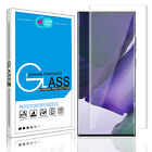 For Samsung Galaxy Note 10 Plus Fingerprint Glass Screen Protector + Camera Film
