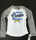 Los Angeles Chargers Licensed NFL Hoodie Girls NWT Football $10.99 USD on eBay