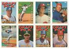1994 Topps Traded Complete Team Set from Factory Set Rookie Card RC Update 94 on Ebay