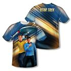 STAR TREK PHASERS DOWN Licensed Sublimation Adult Men's Graphic Tee Shirt SM-3XL on eBay