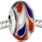 Authentic 925 Sterling SILVER European Charms Xmas Beads Pendant For Bracelets