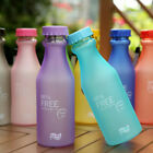Portable Outdoor Sport Travel Water Bottle Leak-proof Camping Portable Water Cup