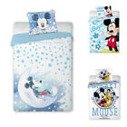 Disney Mickey Mouse Baby Bed Linen 39 3/8x53 1/8in