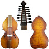 More images of SONG Brand Cope old mould 7*7 strings viola da gamba 25 1 / 4. great sound #10878