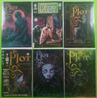 THE PLOT #1 A/B/C Vault Comics New Series HTF SOLD OUT  image