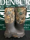 Muck Boot Woody Max Mossy Oak Hunting Men Women Sizes Orange WDM-MOCT BRAND NEW