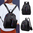 Women Waterproof Anti-Theft Backpack Rucksack Satchel Travel School Shoulder Bag image