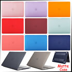 """Rubberized Matte Hard Shell Case Cover For MacBook Air Pro Retina 11 12 13 15"""""""