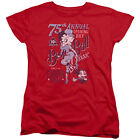 Betty BOOP BOOP BALL Classic Baseball Poster Licensed Women's T-Shirt All Sizes $32.16 AUD on eBay