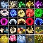 Battery Operated 10-80LED String Fairy Lights Lamp Wedding Party Christmas Decor