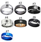 Cincinnati Reds Baseball Team Logo Tungsten Carbide Ring Full Tungsten on Ebay
