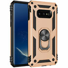 For Samsung Galaxy A70 A50 A40 A30 A20 A8+ Plus Armor Hard Case With Stand Cover