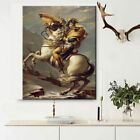 Classic Posters And Prints Wall Art Canvas Painting France Strategist Napoleon
