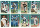 1992 Fleer Update Complete Team Set from Factory Set Rookie Card RC Traded 92 on Ebay