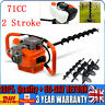 More images of 71cc Petrol Earth Auger Post Hole Borer Digger with 12 Extension Bar&3 Bits UK