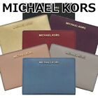 NWT MICHAEL KORS Medium Carryall Wallet And Card Case Holder Pouch 35F8GTVD8L image
