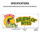Caramel Apple Slices Banner Concession Stand Food Truck Single Sided