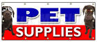 FixedPricepet supplies banner sign pets accessories fish bird cat dog supply