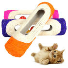 LD_ Pet Cat Scratching Post 3 Rolling Ball Sisal Tunnel Training Interactive T