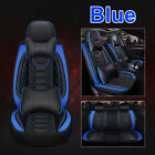 13Pcs Breathable PU Lerather Car Front&Rear Seat Cover Cushion Set
