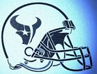 HOUSTON TEXANS HELMET STENCIL MYLAR SPORT FOOTBALL MANCAVE STENCILS $5.87 USD on eBay