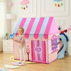 Princess Play Tent Playhouse Unique Castle Design for Kids Indoor and Outdoor