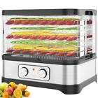 Stackable Trays Food Dehydrator Machine Electric Multi-layer Food FF