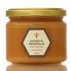 Propolis & Organic Honey RAW PURE Unpasteurized NATURAL healthy immunity recover