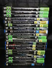 Pc Games - Many Games To Choose From - Discs In Great Condition