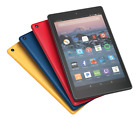"Amazon Fire 8"" HD Wi-Fi Tablet Quad-Core w/ 32GB SD Card & Alexa Voice Assistant"