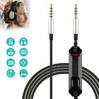 Gaming Headset Audio Cable Aux Chat Cable Cord for Astro A10 A40 A30 A50 Headset