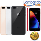 IPHONE 8 plus Refurbished 64GB Grade a White Black Gold Red Apple Refurbished