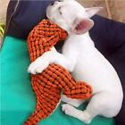 Pet Dog Toy Funny Puppy Chew Squeaker Squeaky Plush Play Sound Toys BT3