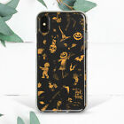 Halloween Horror Pumpkin Witchcraft Case For iPhone 7 8 Plus X 11 12 Pro Max XR