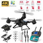 Feichao KY601G GPS Drone With 4K HD Camera 5G WIFI Foldable FPV RC Drone NEW