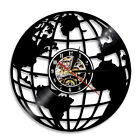Earth in the universe Creative Wall Clock 3D Art Deco Clock Classic Wall Clock