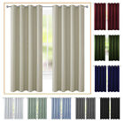 Kyпить 2 Panel Blackout Curtain Room Darkening Curtain Thermal Insulated Drapes Grommet на еВаy.соm