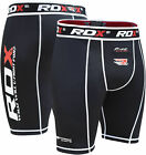 RDX Thermal Compression Shorts Base Layer Boxing Training Fitness Bottom Wear