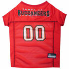 Pets First Tampa Bay Buccaneers NFL Mesh Pet Jersey $23.99 USD on eBay