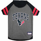 Pets First Houston Texans Hoodie Tee Shirt For Dogs $19.59 USD on eBay
