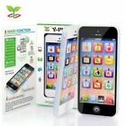 Kids Rechargable Toy Y-Phone iPhone USB Smart Phone For Learning Education