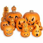 Halloween Pumpkin Lantern JackOLantern Waterproof Décor Pre-Lit Indoor/Outdoor