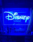 DISNEY LED NEON Acrylic Sign Display Limited Edition Action Figure NEW! COLORS image