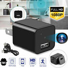 Hidden Spy Mini Camera 1080P Full HD Charger Motion Detection Loop Record Mini $16.99 USD on eBay